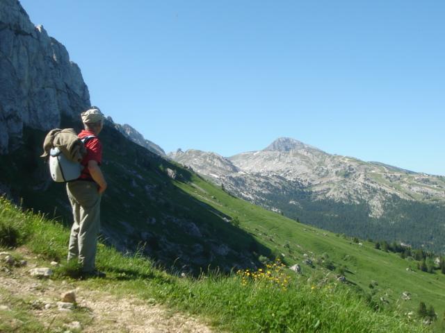 profiter paysage randonnée